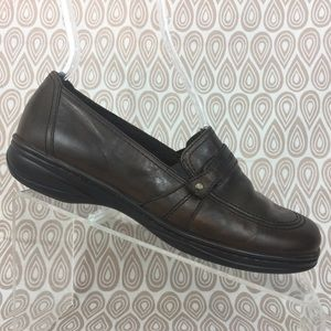 Earth Spirit Women's Brown Loafers Size 8.5 M S424